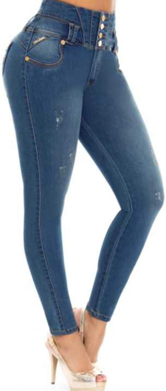 Malibu Boutique Colombian Butt Lifting Blue Omaha Mall 6 Levanta Cola Topics on TV Jeans