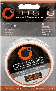 Celsius Tip Up Line, 15-Pounds, 50-Yards