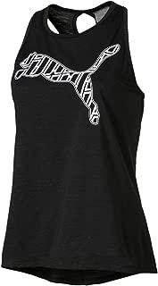 Puma Twist It Logo Tank Shirt For Women