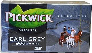 Pickwick Tee Earl Grey, Schwarzer Tee, Schwarztee, aromatisch, 20 Teebeutel