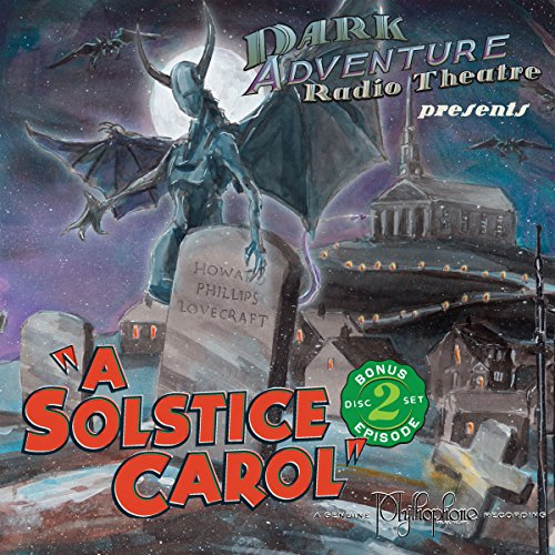 A Solstice Carol (Dramatized)                   By:                                                                                                                                 H.P. Lovecraft                               Narrated by:                                                                                                                                 H.P. Lovecraft Historical Society                      Length: 1 hr and 28 mins     3 ratings     Overall 4.7