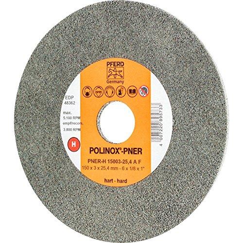 Polinox-compacte slijpschijf PNER - voor haakse slijpers & slijper - Ø 150mm, b: 3 mm, RPM: 5.100