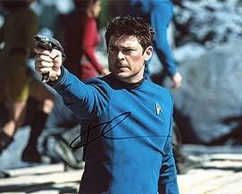 KARL URBAN - Star Trek AUTOGRAPH Signed 8x10 Photo