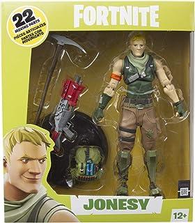 Fortnite McFarlane Toys Jonesy 7 inch Premium Action Figure