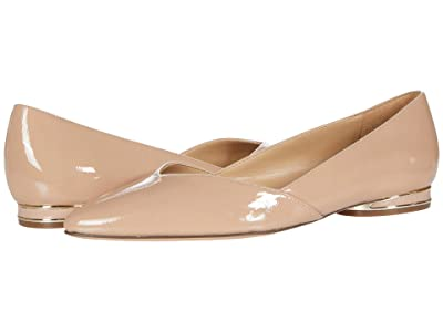 Naturalizer Havana (Barely Nude Patent Leather) Women
