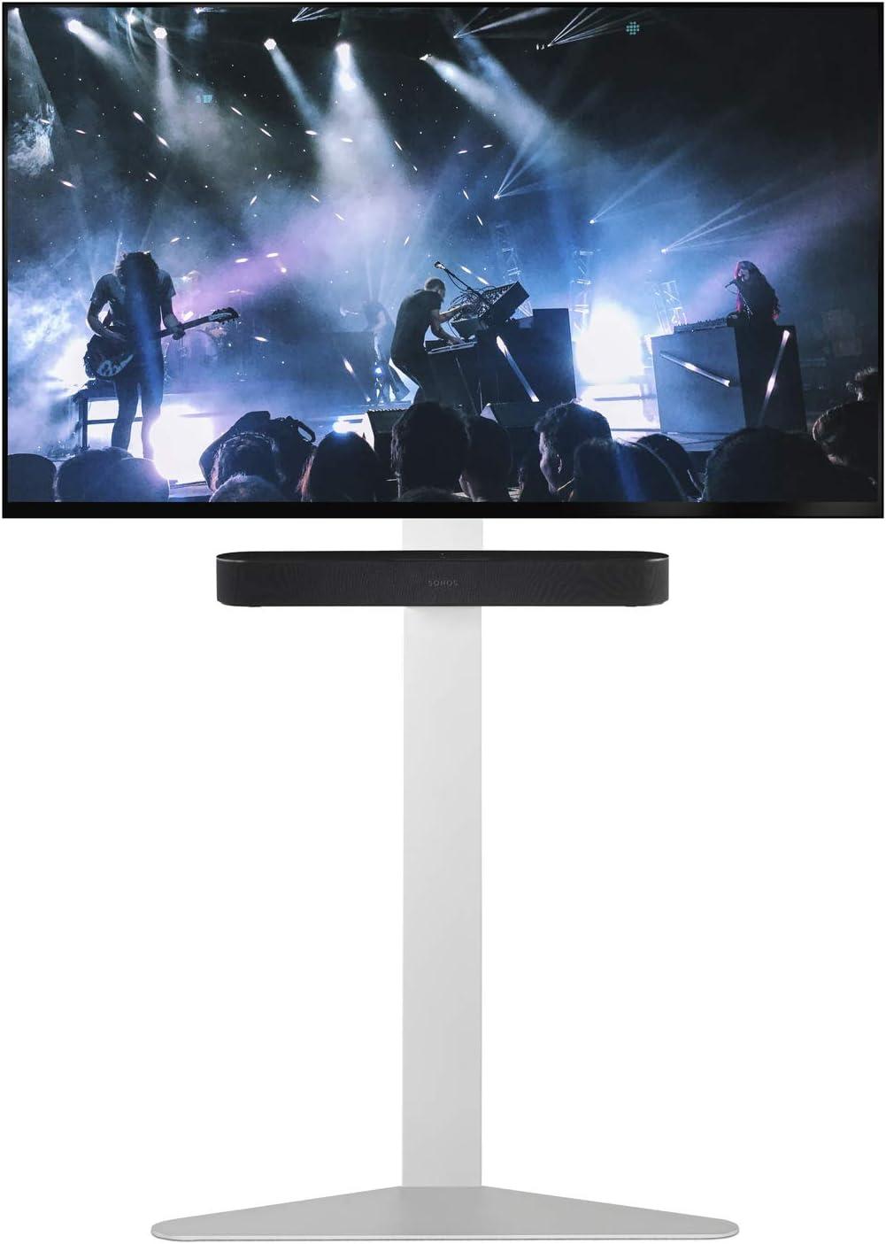 Flexson Bodenständerhalterung Für Tv Und Sonos Playbar Flxpbtvfsm1011 Heimkino Tv Video