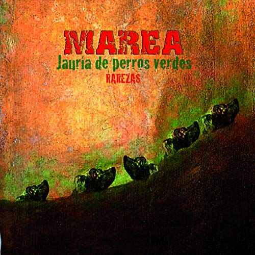 Marea: Jauría De Perros Verdes [CD + LP + Vinilo]
