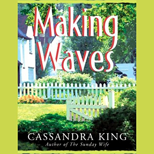 Making Waves audiobook cover art