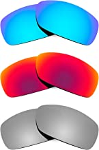 Revant Replacement Lenses for Ray Ban RB4057 3 Pair Combo Pack K017