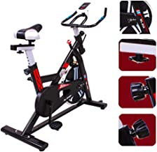 DELGC Exercise Bike Fixed Aerobic Exercis Indoor Cycling Ultra-Quiet Fitness Bike Adjustable Resistance Sports Equipment