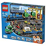 LEGO City - Le train de marchandises - 60052 - Jeu de Construction