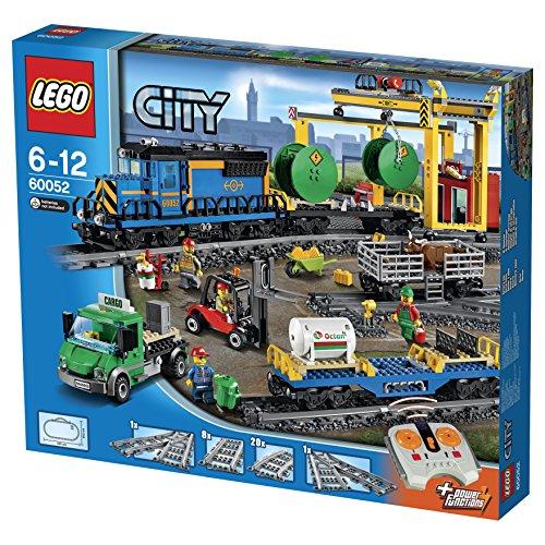 LEGO - 60052 - Le Train de Marchandises