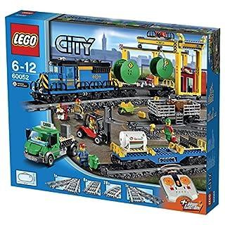 LEGO City 60052 - Güterzug (B00I4IYJ6Q) | Amazon price tracker / tracking, Amazon price history charts, Amazon price watches, Amazon price drop alerts