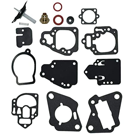 For 1961-1962 Dodge Lancer Carburetor Repair Kit SMP 77785PH
