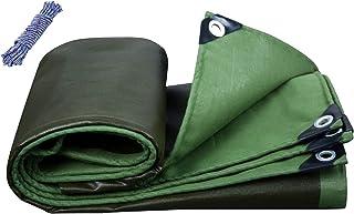 catch-L Protection Tente Toile Abat-Jour Toile Bâche Imperméable Robuste épaissir Bâches Tissu Imperméable à La Pluie avec...