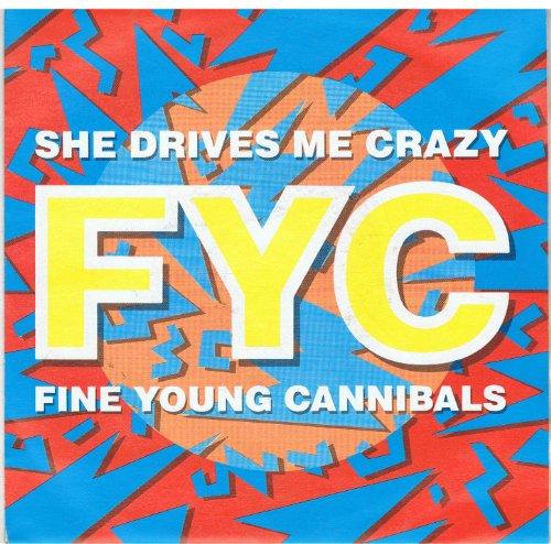 She Drives Me Crazy / Pull The Sucker Off [Vinyl Single]