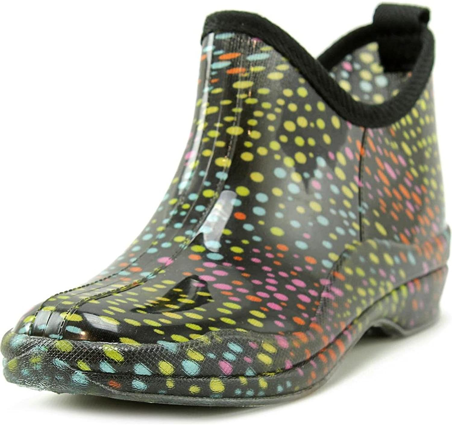 Corkys Stormy Women US 9 Multi color Rain Boot