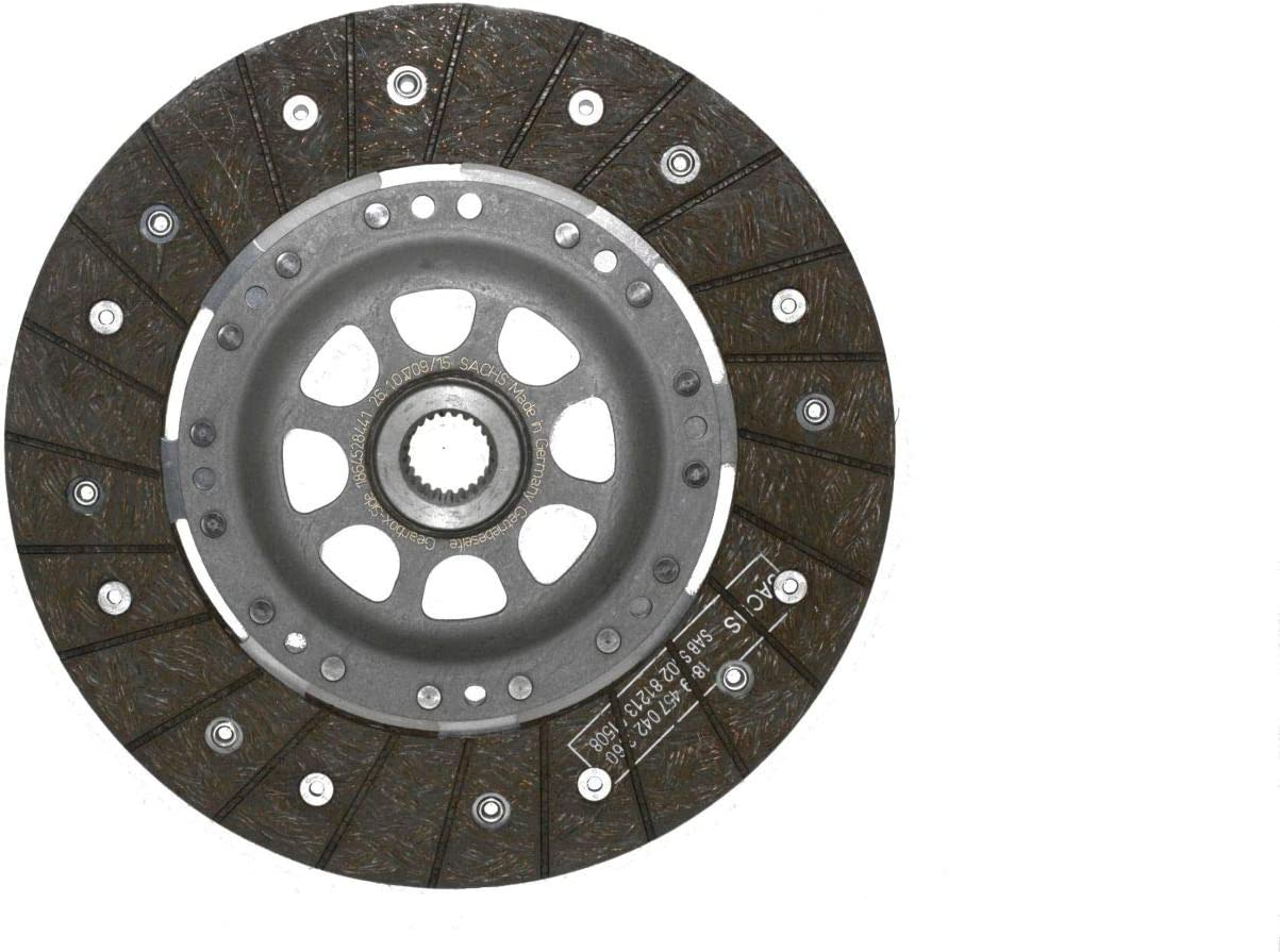 Sachs Super special price Max 61% OFF SD80006 Clutch Disc Friction