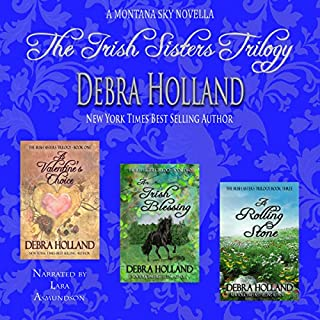 The Irish Sisters Trilogy                   By:                                                                                                                                 Debra Holland                               Narrated by:                                                                                                                                 Lara Asmundson                      Length: 11 hrs and 42 mins     Not rated yet     Overall 0.0