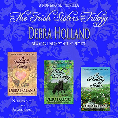 The Irish Sisters Trilogy audiobook cover art