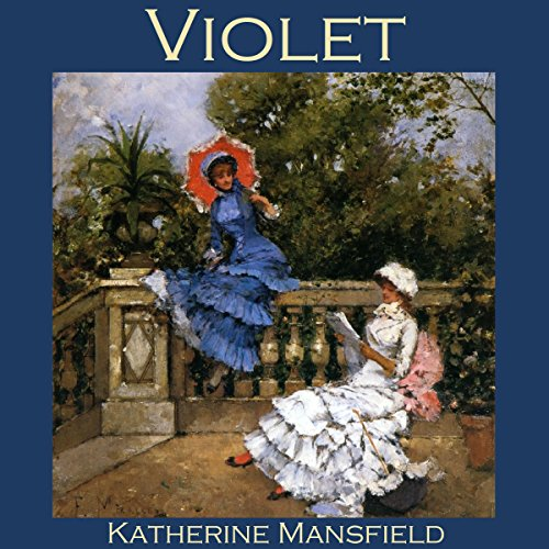 Violet audiobook cover art