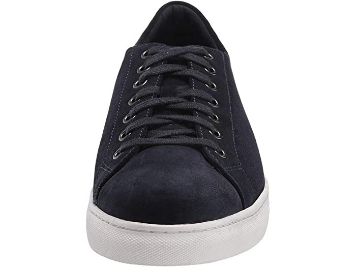 Trask Alder Perf Navy English Suede Sneakers & Athletic Shoes