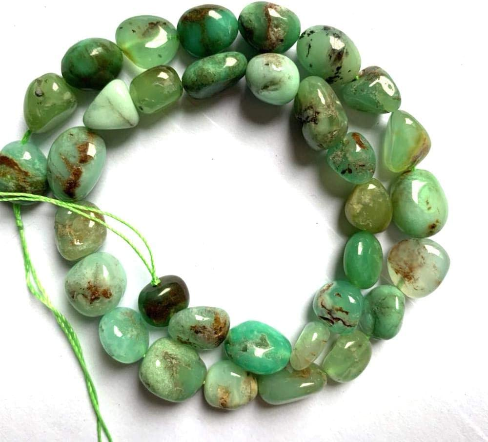 BD-22682 DIY Max 48% OFF Beads Natural Sale S Chrysoprase GEM Stone