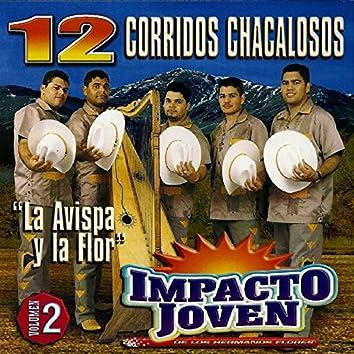 12 Corridos Chacalosos  Vol. 2 - La Avispa Y La Flor