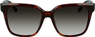 نظارات شمسية من كالفن كلاين CK21530S باطار بني هافان، L