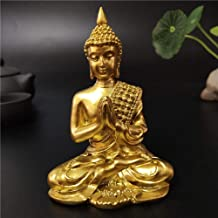 Sculptures Head Sculpture Buddha Statue Hindu Fengshui Meditation Buddha Sculpture Figurines Resin Crafts Ornaments
