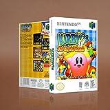 Kirby 64 the crystal shards N64