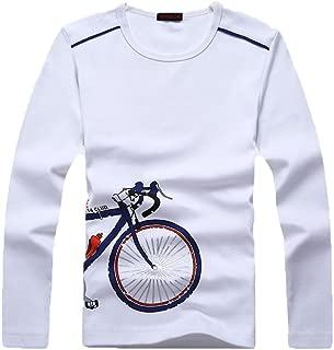 Boys Long Sleeve T-Shirts Uniform Crew Neck Tee Shirts Cotton Kids Tops Clothes Girls…