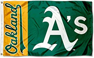 WinCraft Oakland Athletics Flag 3x5 A's MLB Banner
