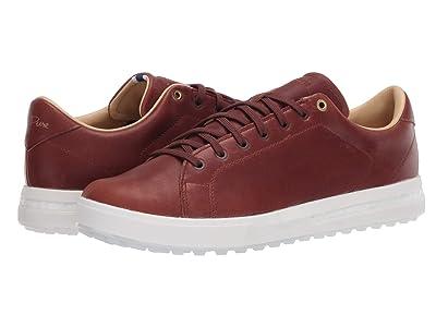 adidas Golf Adipure SP 2 (Tan Brown/Gold Metallic/Core White) Men