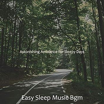 Astonishing Ambiance for Sleepy Days