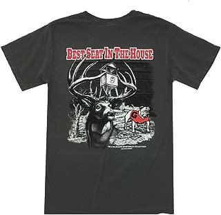 Georgia Bulldogs UGA Deer Stand Short Sleeve T-Shirt