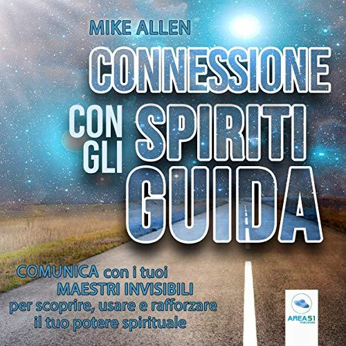 Connessione con gli spiriti guida copertina