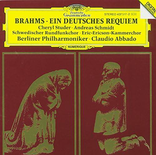 Cheryl Studer, Andreas Schmidt, Berliner Philharmoniker, Claudio Abbado, Swedish Radio Choir, Eric-Ericson-Kammerchor & Gustav Sjökvist