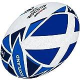 Gilbert Coupe du Monde de Rugby Japon 2019Boule de Drapeau écossais 5 Multicolore