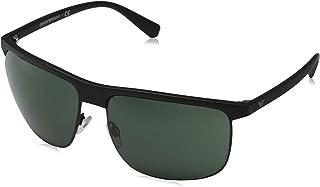 c6f67841324 Emporio Armani sunglasses (EA-4108 504271) Matt Black - Matt Gun - Grey
