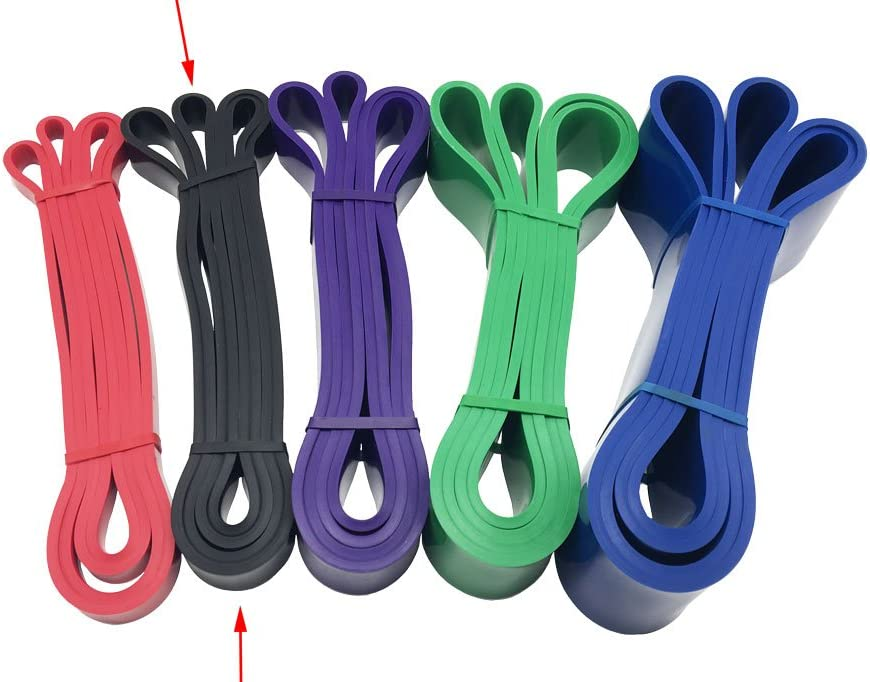 Latex Exercise Bands Resistance Elastic Band Pull Up Assist Bands Fitness GYM