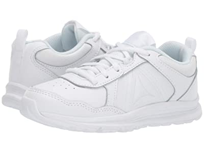 Reebok Kids Almotio 4.0 LTR (Little Kid/Big Kid) (White) Kids Shoes