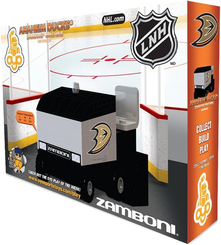 Anaheim Ducks Oyo G1 NHL Zamboni by Oyo Sportstoys