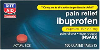 Best rite aid ibuprofen ingredients Reviews