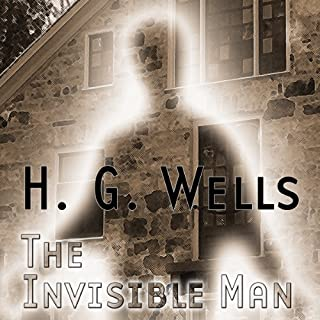 The Invisible Man (Dramatized) audiobook cover art