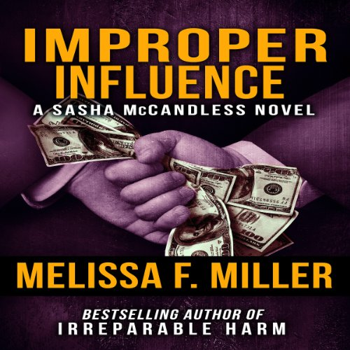 Improper Influence audiobook cover art
