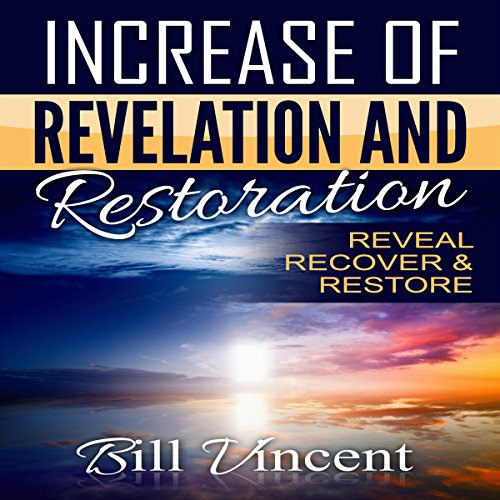 Increase of Revelation and Restoration audiobook cover art