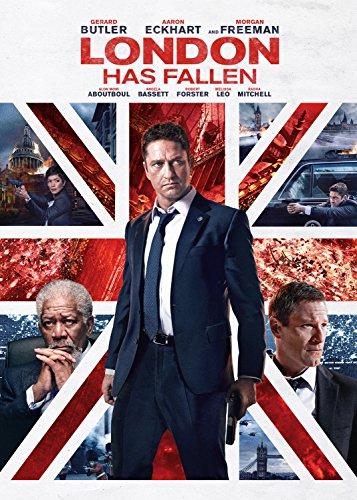 LONDON HAS FALLEN DVD MUMMC