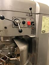HOBART Model V-1401 140-quart Mixer with Guard, Bowl & Dough Hook 3 Phases