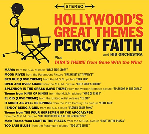 Hollywood´s Great Themes + Tara´s Theme